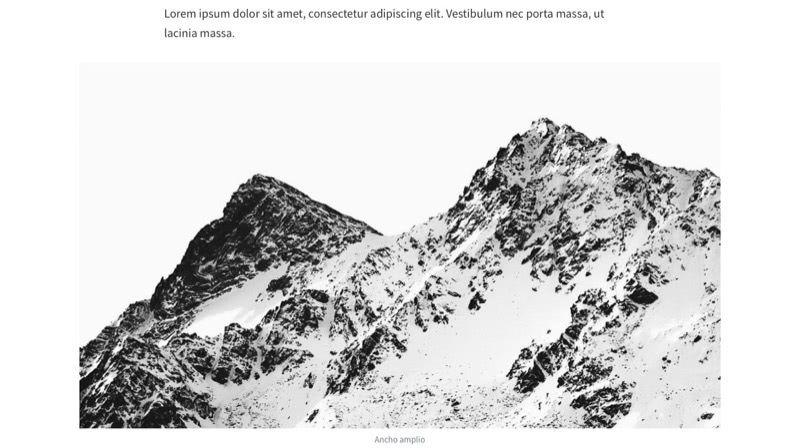 Gutenberg imagen ancho amplio