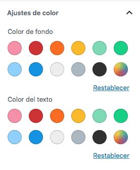 paleta-colores-defecto-Gutenberg
